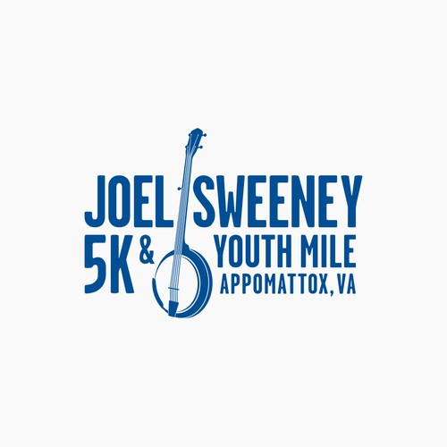 New logo for annual 5k