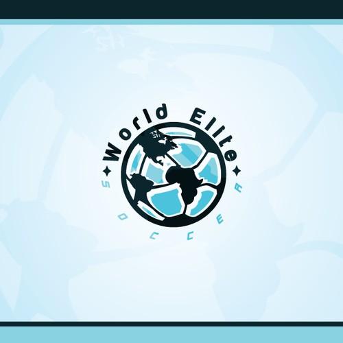 logo design for World Elite Soccer