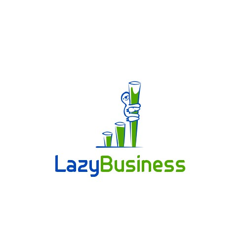 logo for Lazy Business