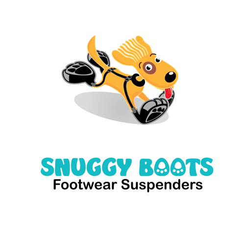 New logo wanted for SNUGGY BOOTS Footwear Suspenders