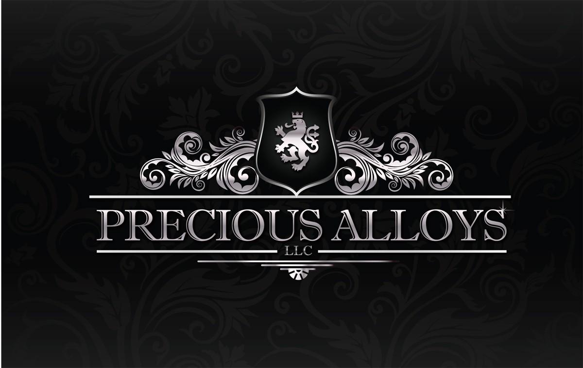 Help Precious Alloys, LLC with a new logo