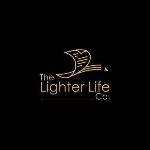 The Lighter Life Logo