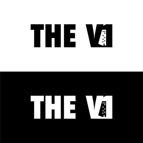 The v1 logo concept 1