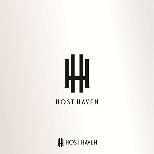 Create a stunning new logo for Host Haven - a premier vacation-property management service provider.