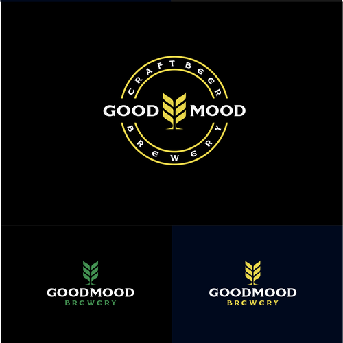 good mood brewery need a logo