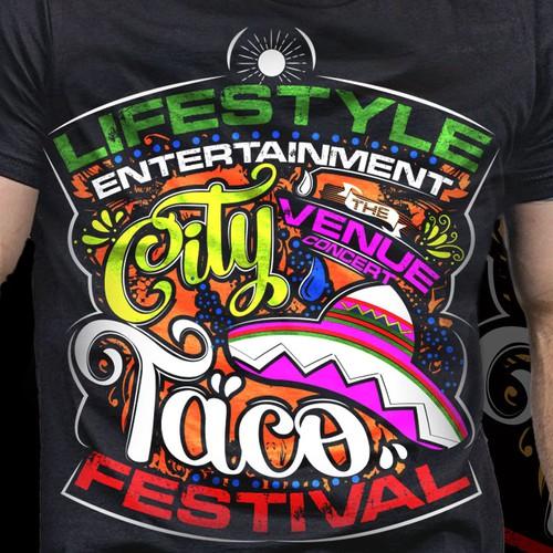 Lifestyle Festivals Taco