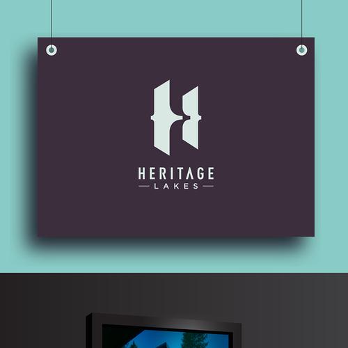 Heritage Lakes logo contest