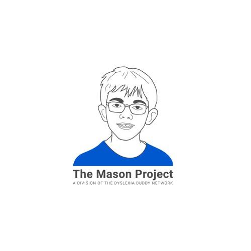 Non-profit Dyslexia Organization Logo
