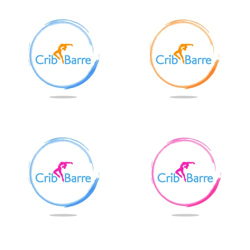 "New Moms ""Crib Barre"" Logo..."
