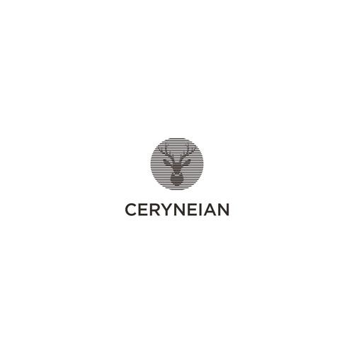 CERYNEIAN logo concept