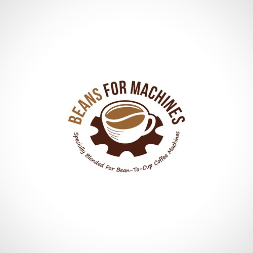 Logo for a company that supplies coffee beans