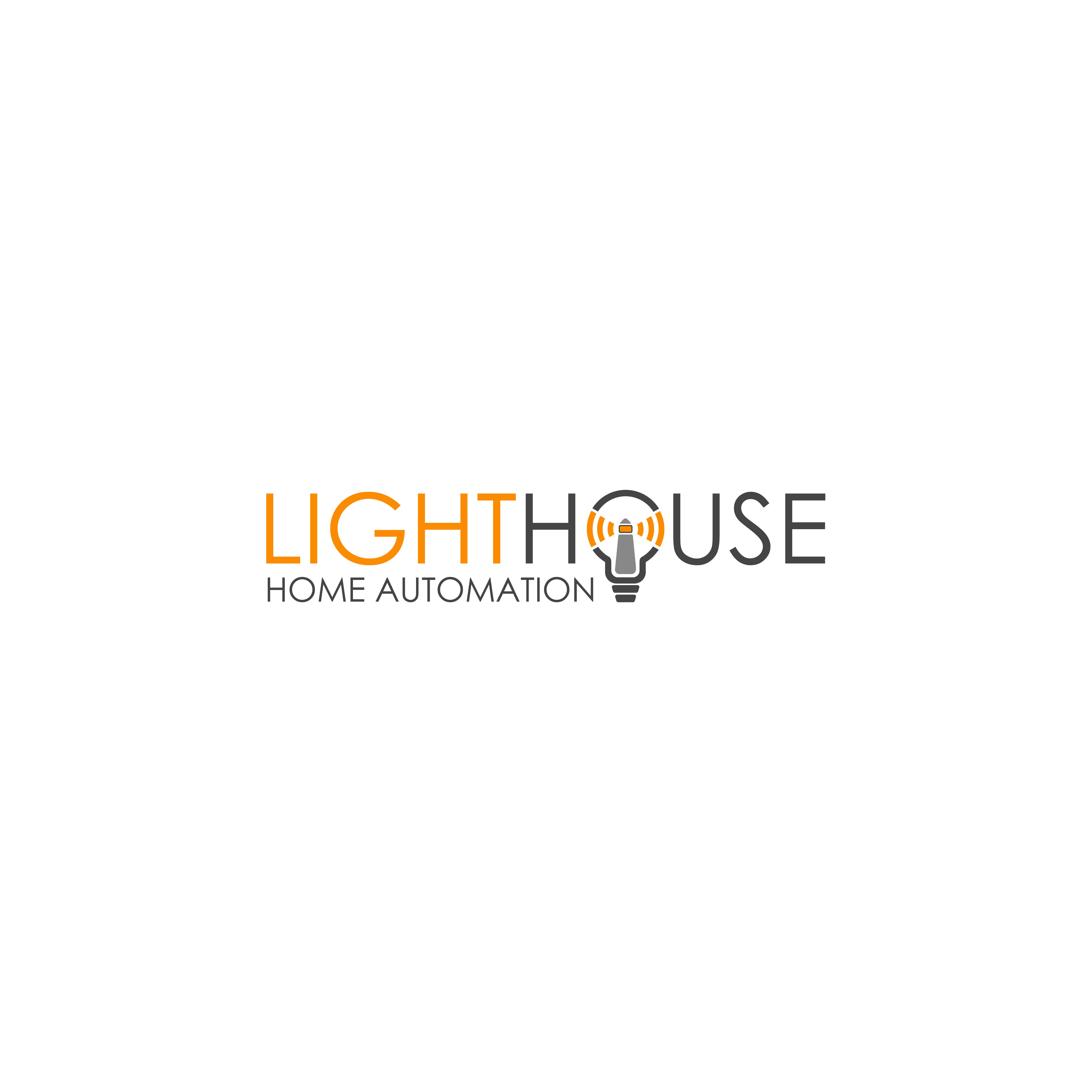 Modern, warm, friendly Logo for Home Automation Contractor!