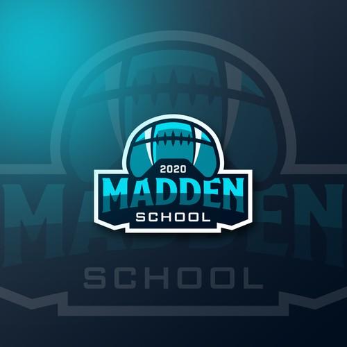 Madden School Logo