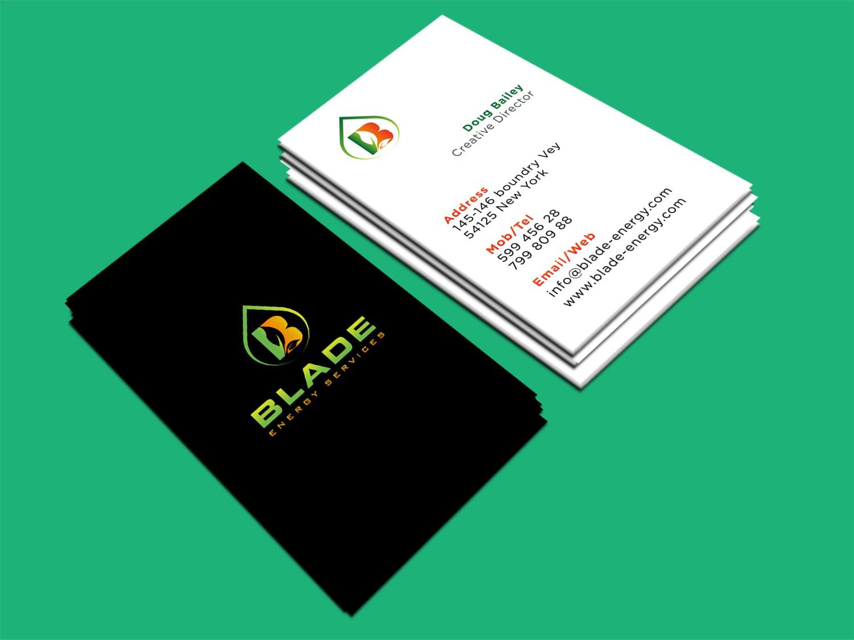 Blade Energy Services logo
