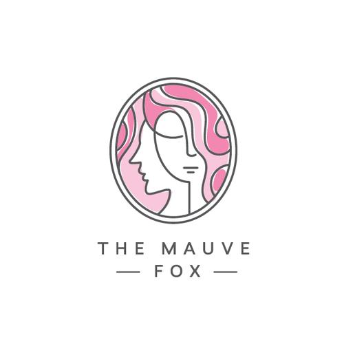 logo for the mauve fox