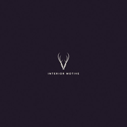 Sophisticated logo for Interior Motive