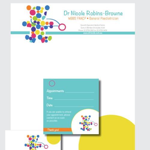 Business Card/Letterhead