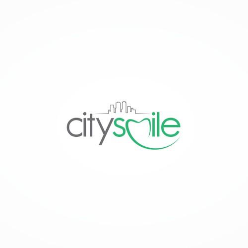 Create a Classy logo for CitySmile a Swiss dental studio