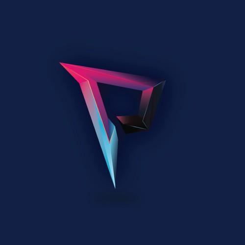 Modern digital agency logo