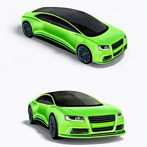 Automovile design