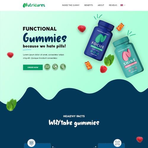 Functional Gummies