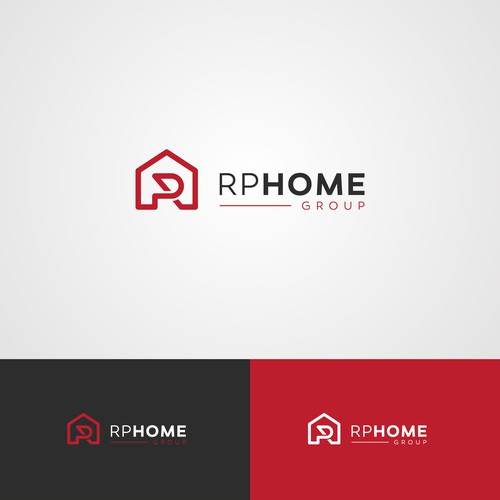 Logo for RP Home Group