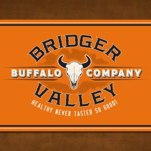 Bridger Valley Buffalo Company needs a new logo