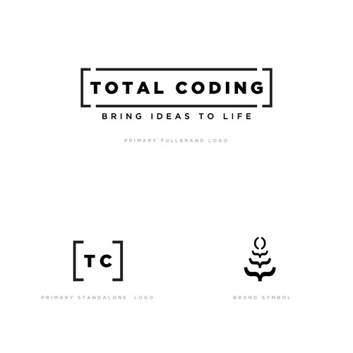 Hipster Concept for Coding company