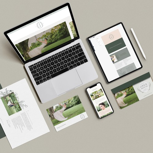 Spring Haven Full Brand/Website and Ongoing Marketing