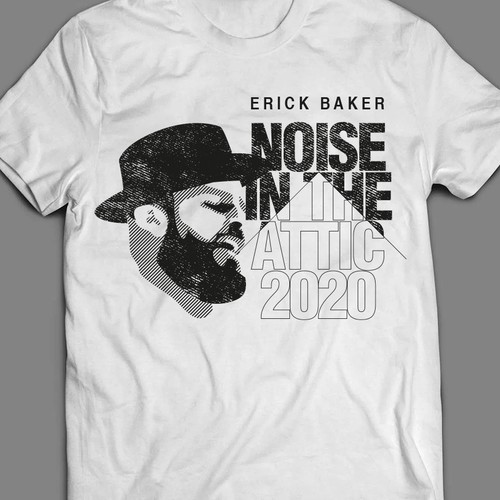Music Artist tshirt