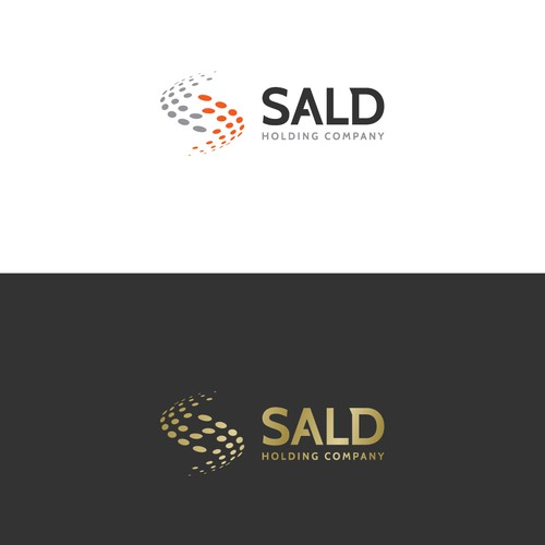 Logo for SALD holding company