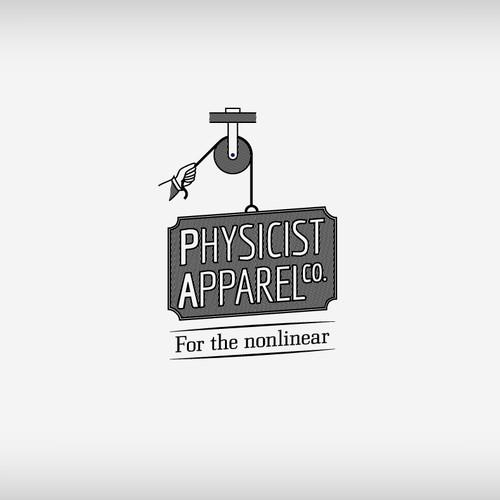 Physicist Apparel Logo