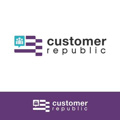 Looking for a logo for a customer experience platform