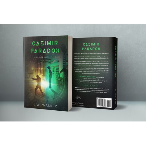 Casimir Paradox - Casimir Institute Book 3