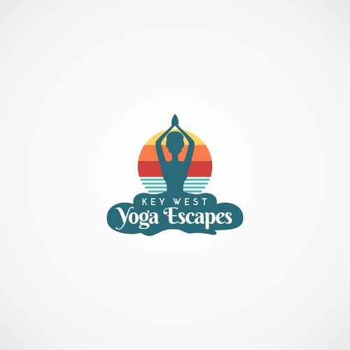Key West Yoga Escapes logo