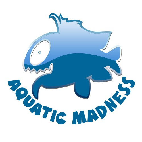 logo for Aquatic Madness