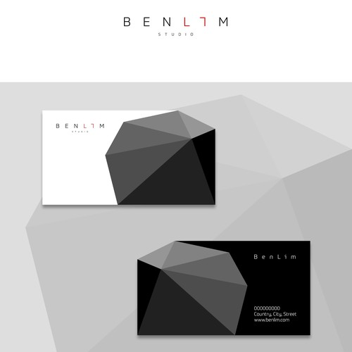 Create a logo for award winning Singaporean photographer Ben Lim!