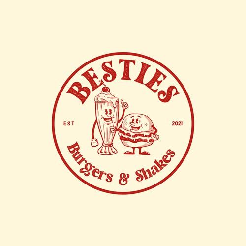 Retro - Vintage logo style