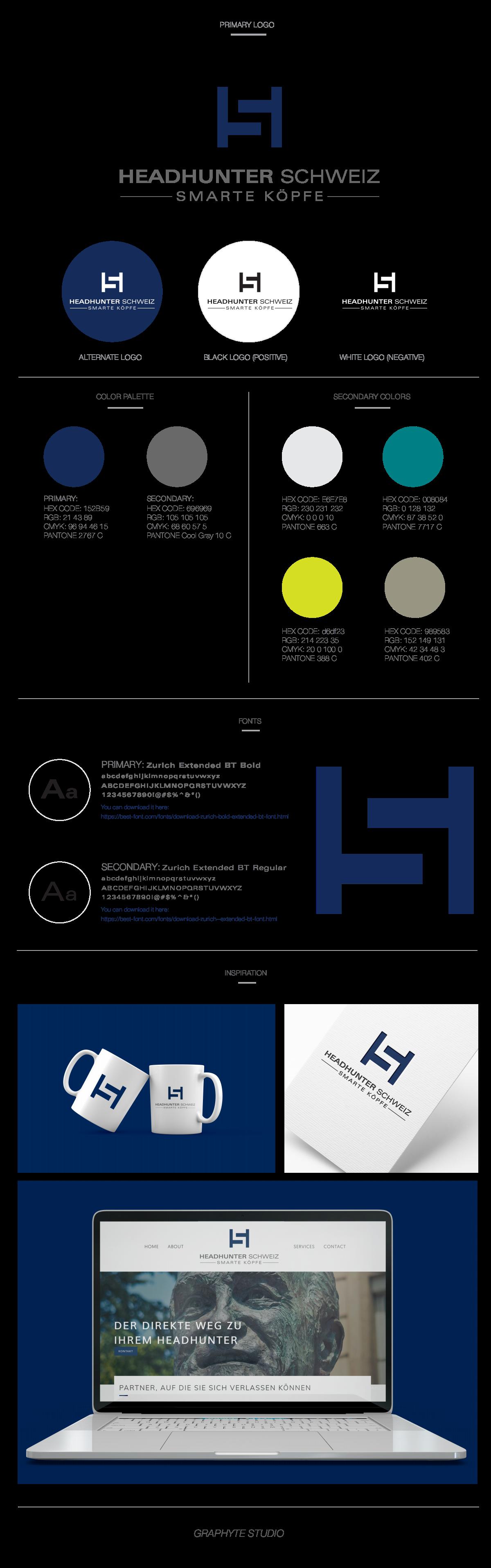 Online Portal für Head-Hunter