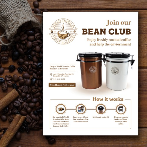 Flyer - Coffee
