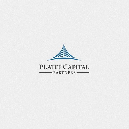 Platte Capital Logo Design for taubjc3