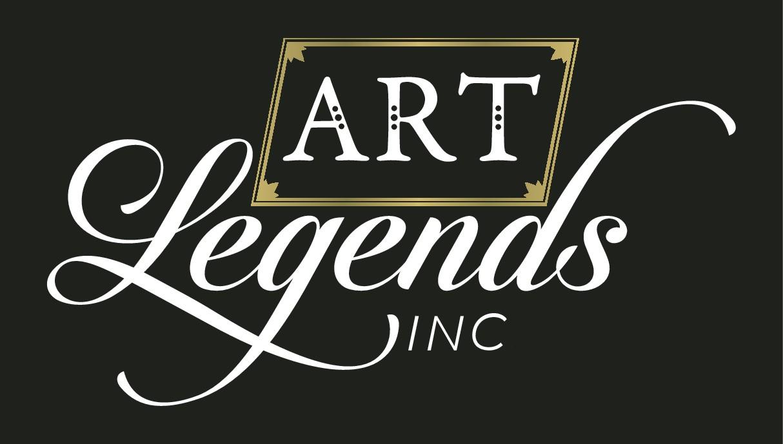 Logo for Art Publishing Business
