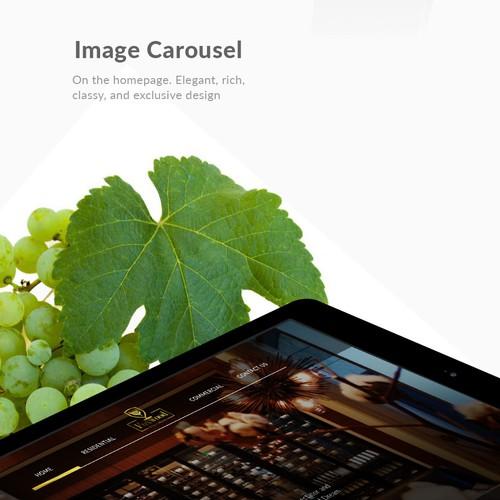 Wine Storage Website