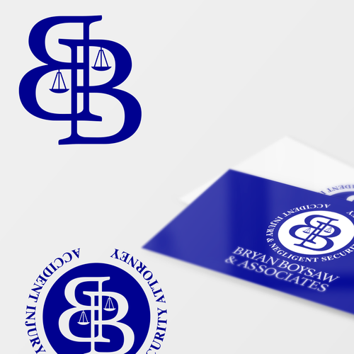 Professional Law Firm Logo Design