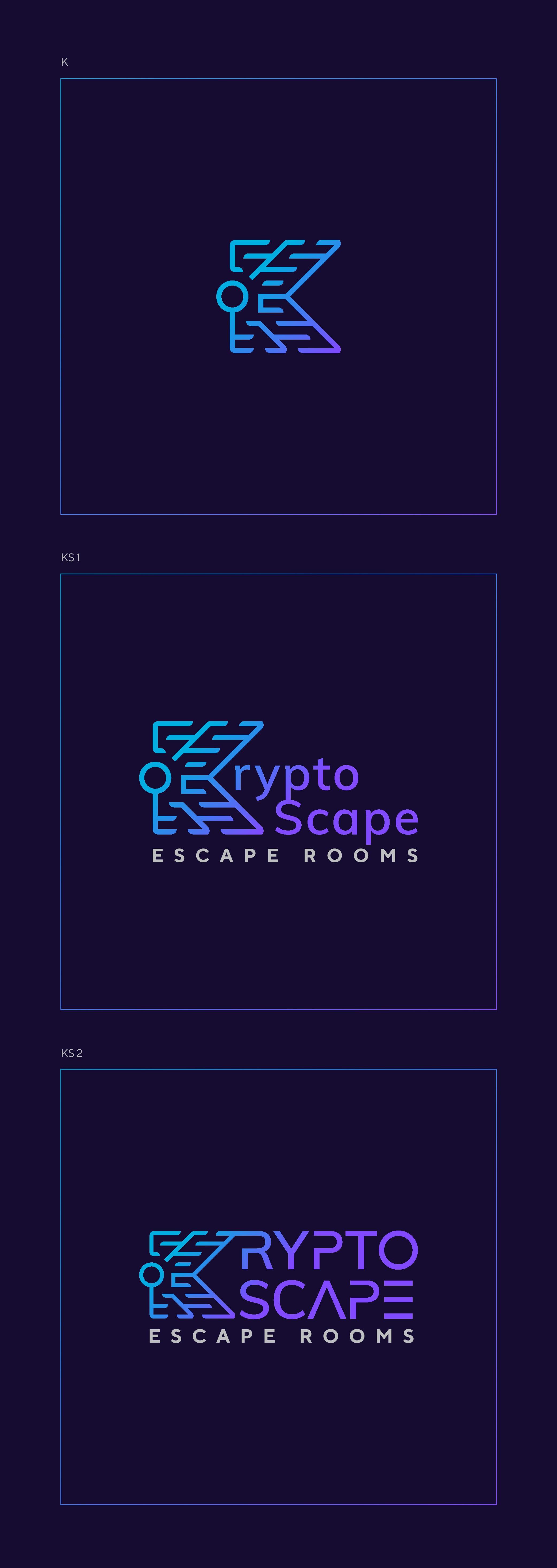 Logo Design for NEW Escape Room Business