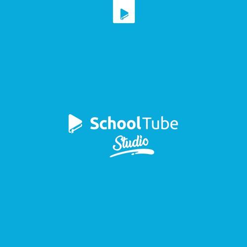 Logo SchoolTube Studio