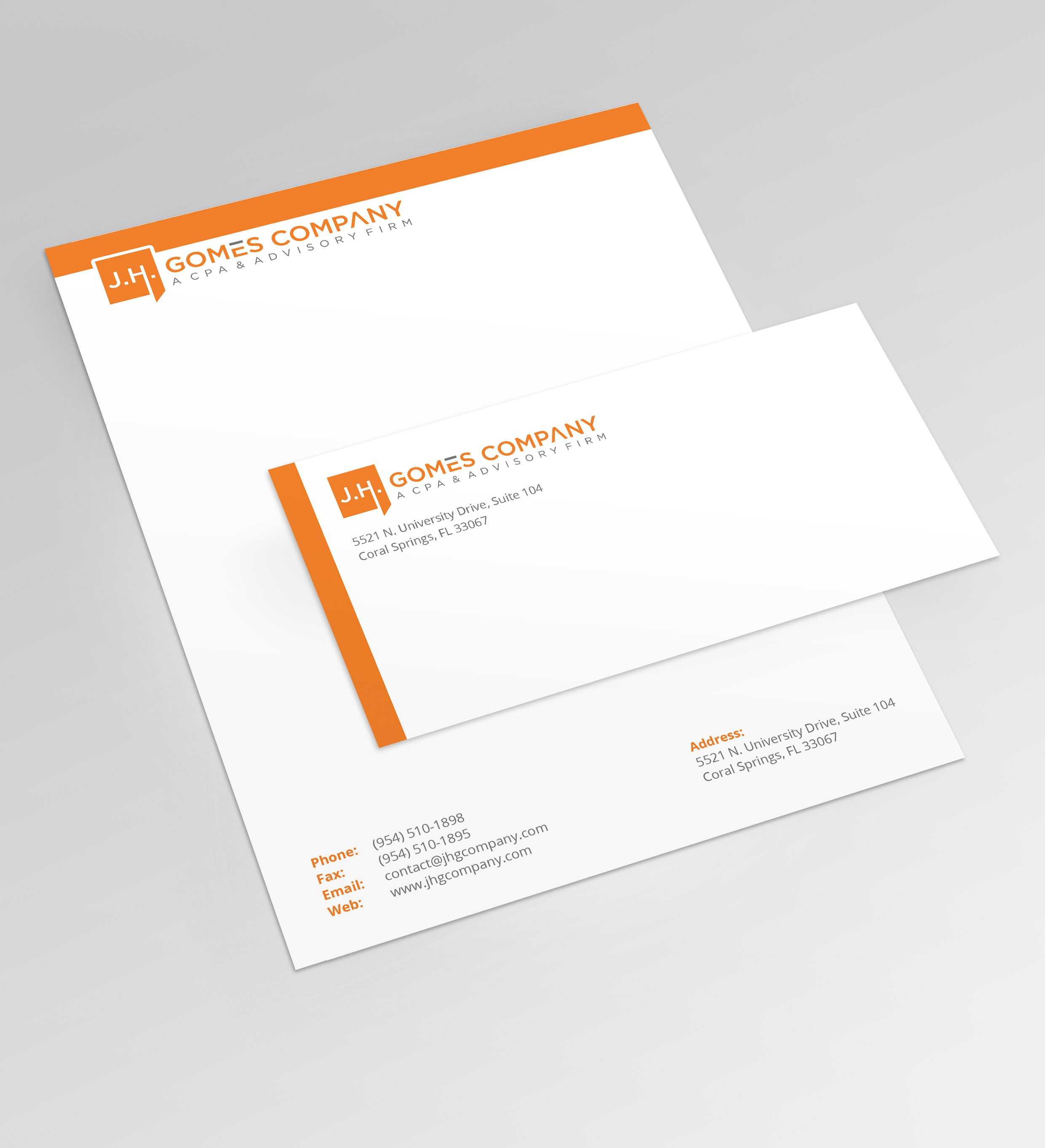 Letterhead and Envelopes in WORD