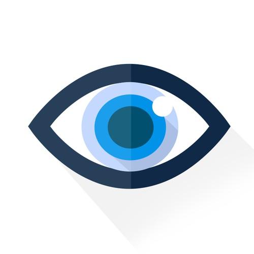 Simple logo for a secret place app