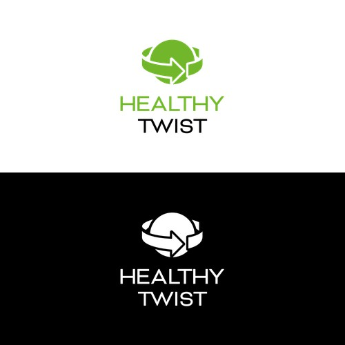 Healthy twist - Designentwurf 2