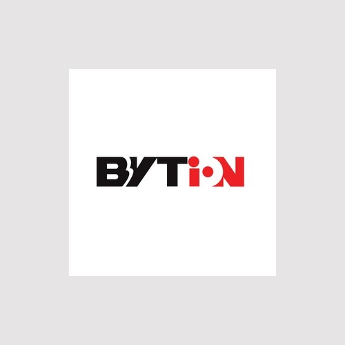 Bytion needs an out-of-this-world logo